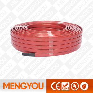 soil heating cable 12v heat trace cable heat trace
