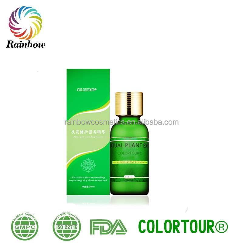 Colortour morroco organic nourishing hair argan oil to anti frizzy