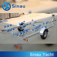 4.8m RC boat trailer for sale TC 48