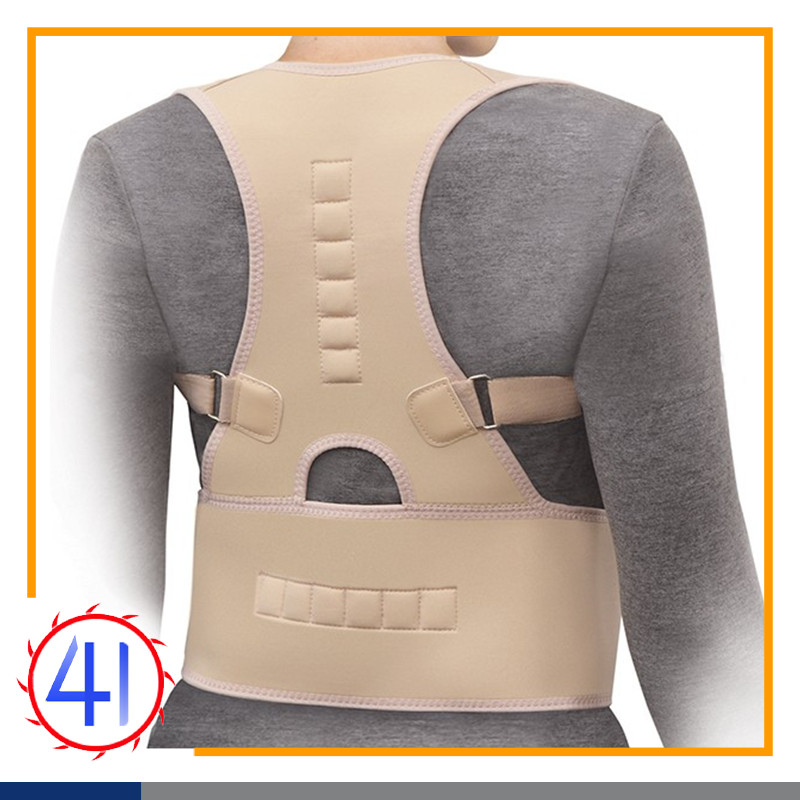 taobao hot sale magnetic posture corrector back for sale