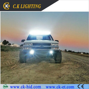 car spotlight work light bars truck led tail light