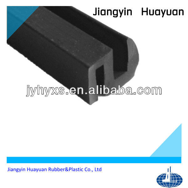 high performance rubber door trim seal (EPDM,silicone,Neoprene,recycled rubber)