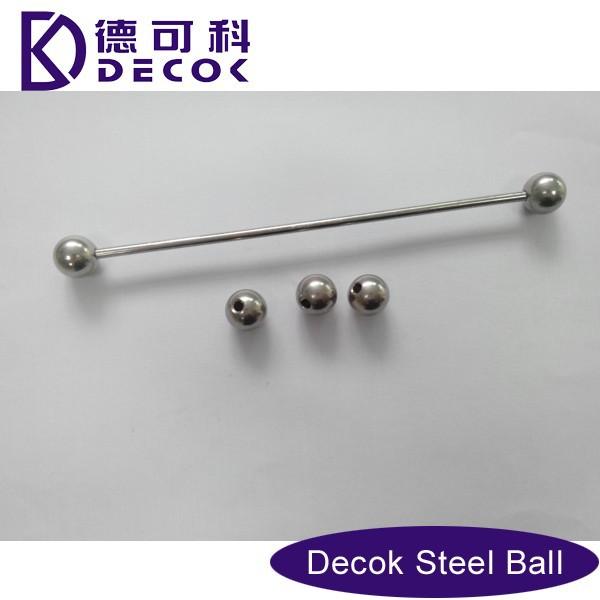 AISI 304 3.5 mm Acier Inox AISI 304 Billes de Roulement de grade 100