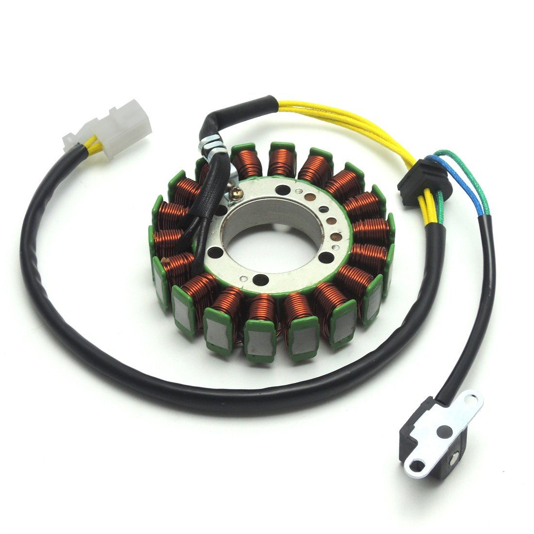 Cheap Yamaha Majesty 250 Find Deals On Line At Morphous 12 Volt Starter Wiring Diagram Get Quotations Motorcycle Stator Assy For Yp250 2000 2006 2007 Magneto Coil