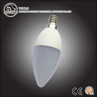 Well Selling China Manufacturer 5W 6W Led Candle E14