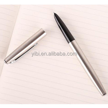 Wholesale hot sale Jinhao 911 Silver Steel Fountain Pen with 0.38mm Extra Fine Nib office & school