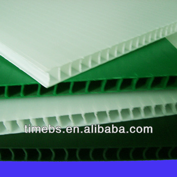 Pp Corrugated Sheet Hollow Core Plastic Sheets 4x8 Buy