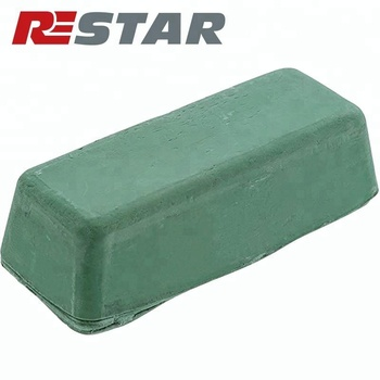 Green Color Extra Fine Buffing Compound For Light Luster Polish