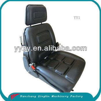Low Profile Mechanical Suspension Seat Linde Forklift Spare Parts