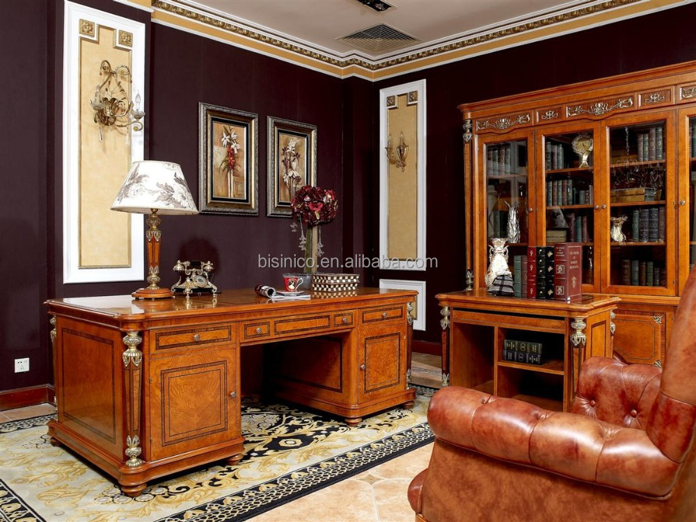 Mobili per ufficio reale, mobili per ufficio lusso italiano, italiano ...