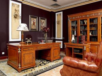 Royale mobilier de bureau luxe italienne mobilier de bureau buy