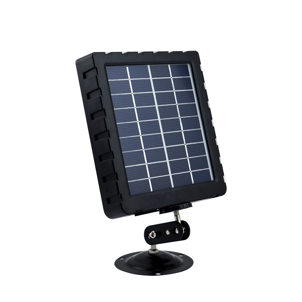 Top Rated Trail Camera Flexible Portable Sunpower Mini Solar Panel Charger Kits