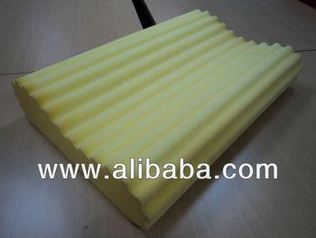 Contour snijden gevormde pu schuim en kussen buy contour