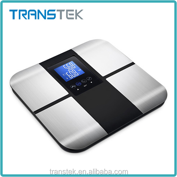 High precision digital body analysis machine modern personal weight scale