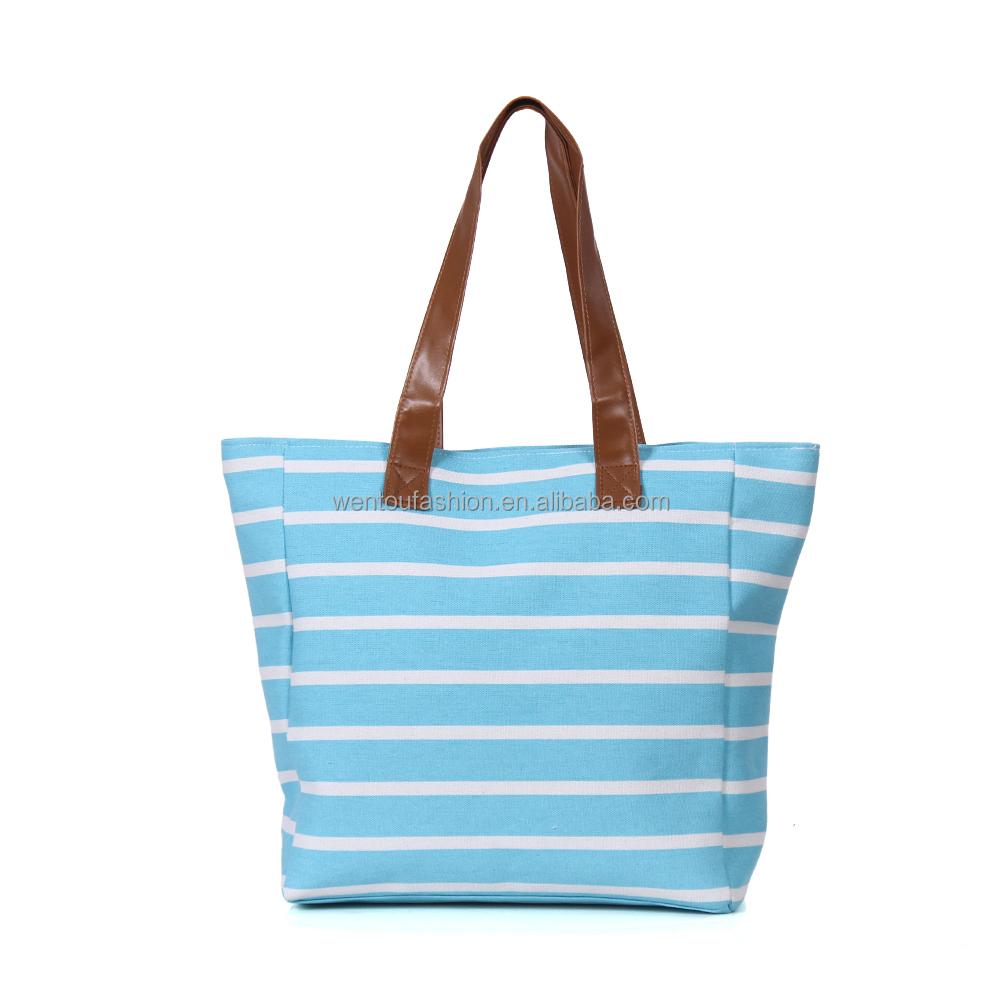 Wholesale Canvas Beach Bag, Wholesale Canvas Beach Bag Suppliers ...