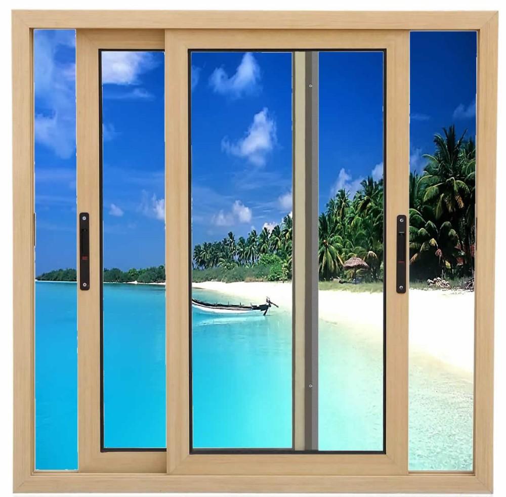 Finestre scorrevoli in alluminio vetrino id prodotto - Finestre scorrevoli ...