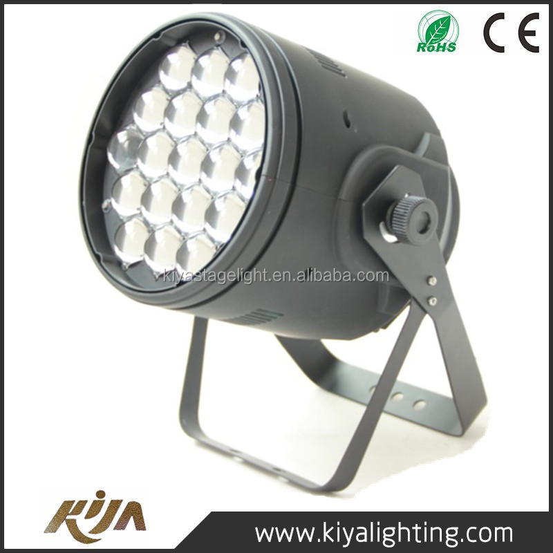4in1 Led Zoom Par 19pcs 15w Led Zoom Led Par/Christmas Indoor Zoom Led Par Light