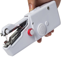 Factory selling High quality Portable household mini hand electric sewing machine