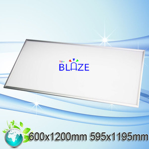 flat 60x120 cm led guide panel lighting 54w 72w 90w