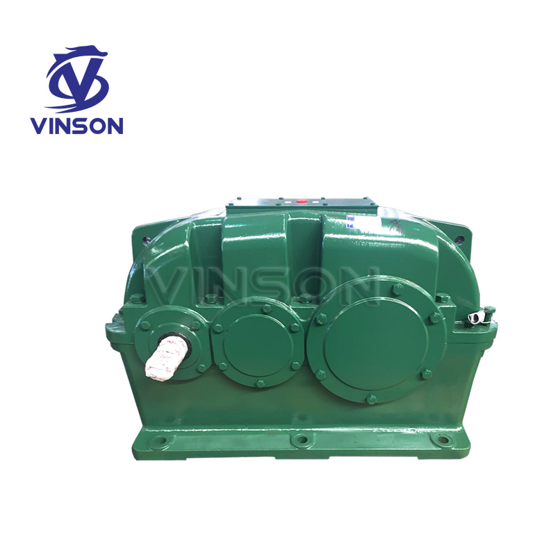 zly series manufacturer 2 stage gearbox high torque paper mill gearbox