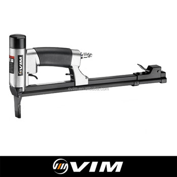 5016lnm 20 Gauge Rear Exhaust Upholstery Stapler With Long Nose And