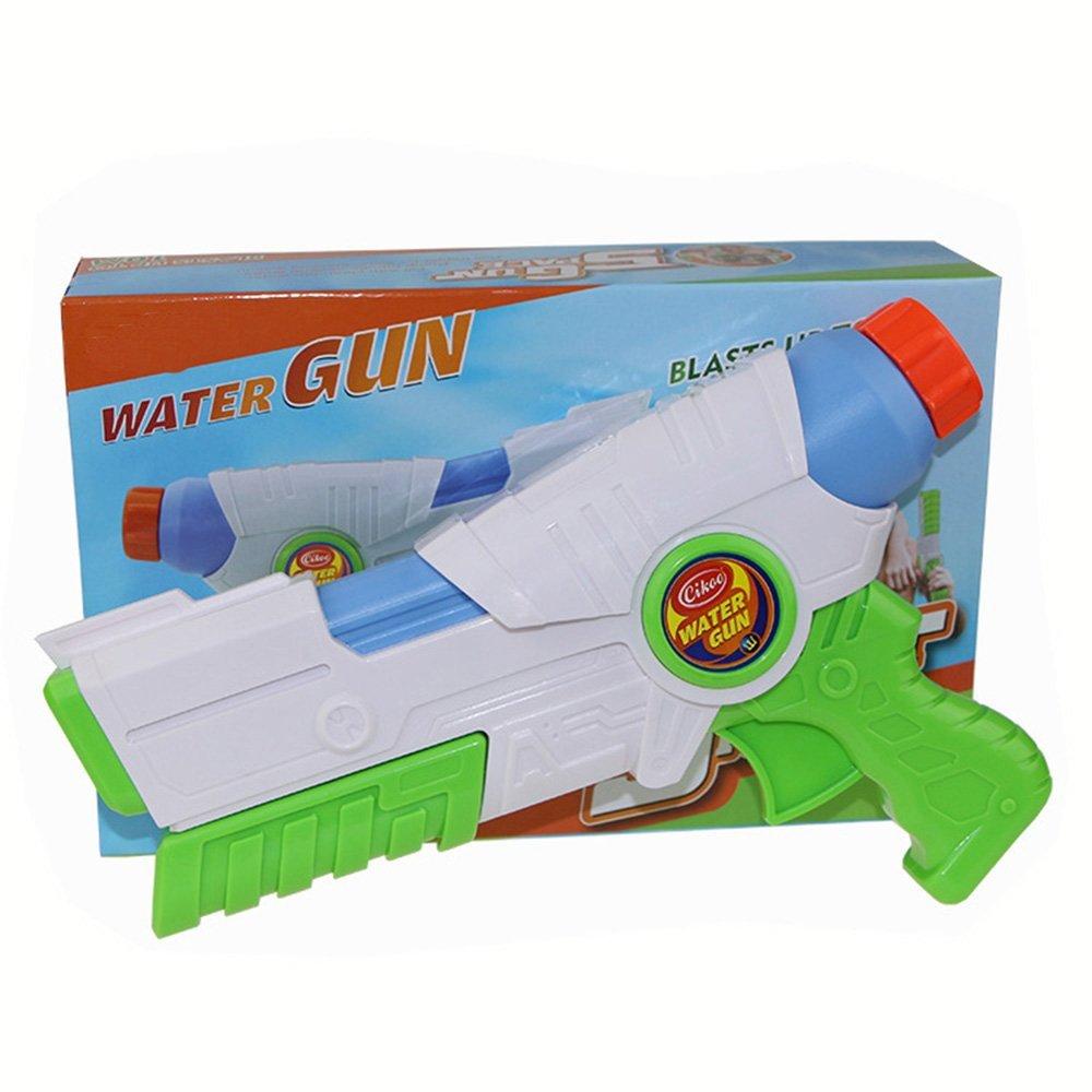 Super Soaker Summer Air Pressure Blaster Space Water Gun Pistol Beach Toy for Kids Outdoor Sports