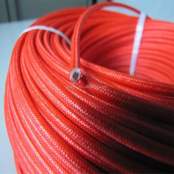 Hochtemperatur Glimmer Isolierung Hochtemperaturfaser-glasgeflecht ...
