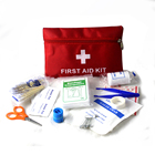 first aid kit bag accessories for emergency survival outdoor hiking and camping