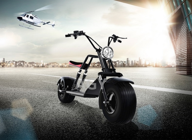 AGY 2000 w ผู้ใหญ่ off road electric scooter