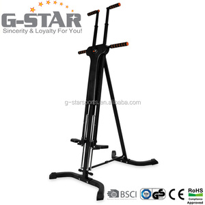GS-CT8003 Hot Selling Popular Folding Climbing Machine for Home GYM Step Climber Exercise Machine