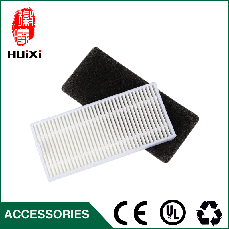 Replacement High-efficiency Cleaner Robot Air Filter HEPA Filter for DN621 DN621+ DN620 Robot Vacuum Cleaner Parts