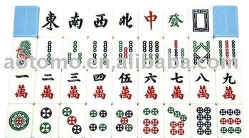 Magnetic Mahjong Tiles