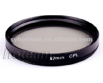 49mm CPL Circle Polarizing Lens Filter for for Canon Nikon Sony Pentax