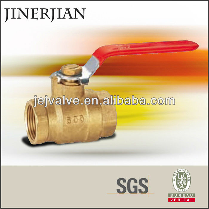 Hot! Block And Bleed Ball Valve of JEJ