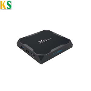 Latest TV Box X96 Max 4Gb 32Gb Amgolic S905X2 Download Apk App With Add-ons 4K Android 8.1 Set Top Box