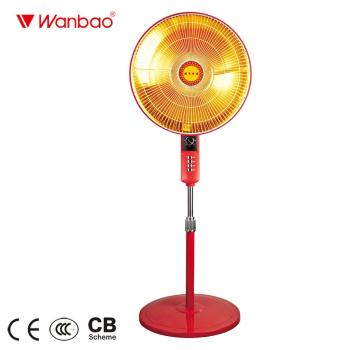 Best selling carbon infrared heater with fast heating 400mm