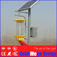 Solar Powered Light Control insect killer fly killer light solar pest killer solar insect killing light