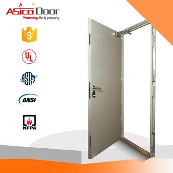 ASICO Single Leaf Swing Steel Soundproof Acoustic Door Vented For Lever Handles  sc 1 st  Alibaba & Asico Single Leaf Swing Steel Soundproof Acoustic Door Vented For ...