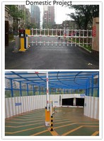 High Speed Gate Barrier For Parking Auto Gate Remote Control - Buy ...