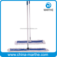 FM7006/ Standard lobby flat mop with aluminium handle/ dust mop