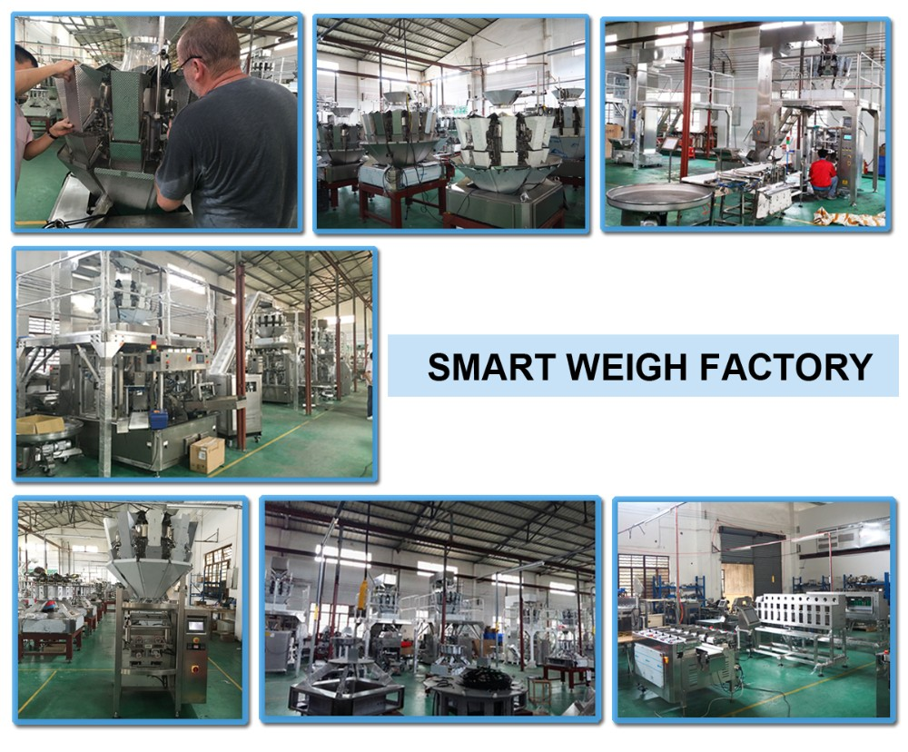 high-quality linear weigher packing machine modular factory price for foof handling-4