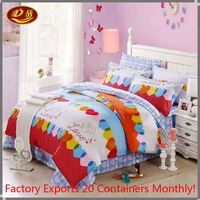 colorful modern series bedding sets, queen twin full size bed sheet set, bedclothes Quilt Duvet cover set