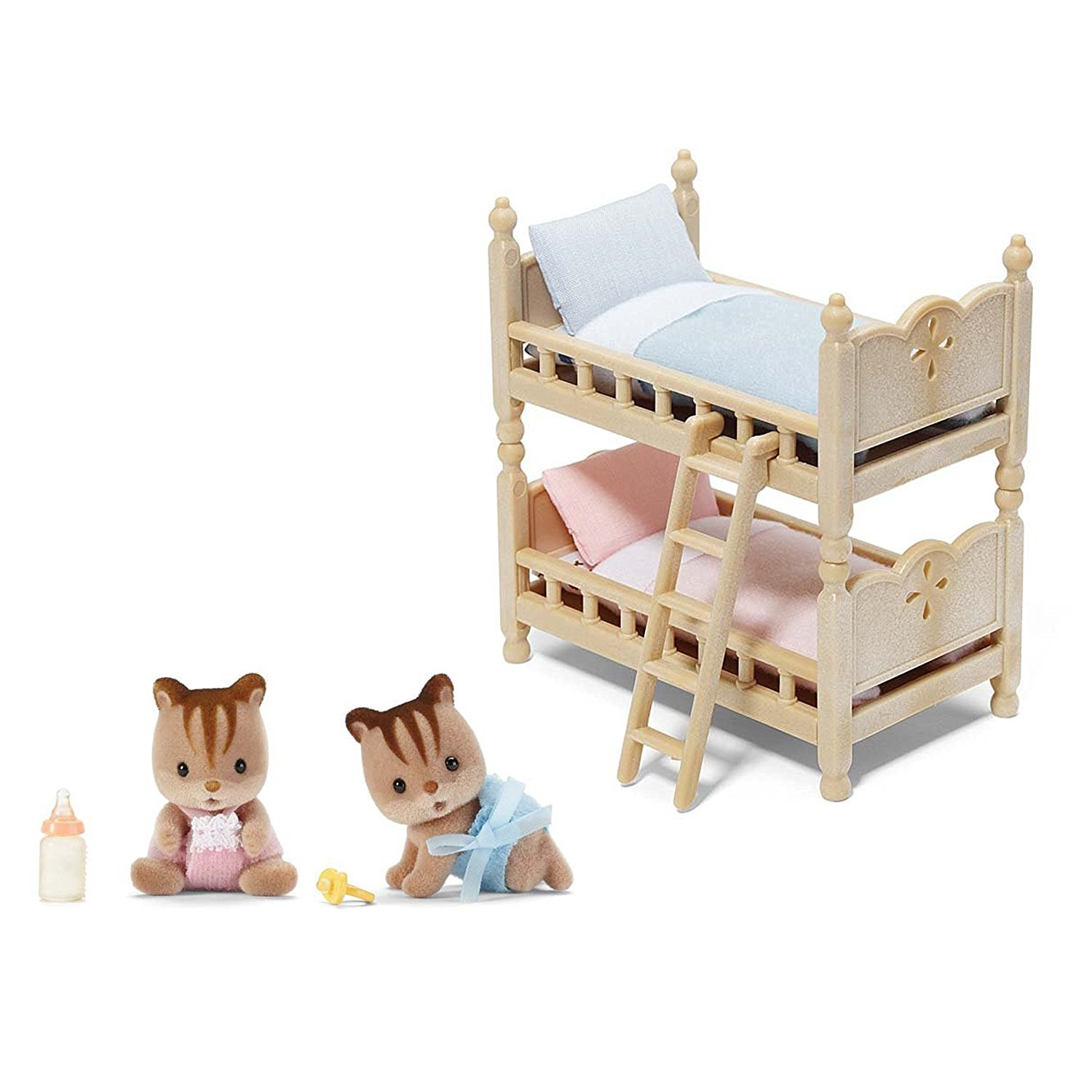 Buy NEW Calico Critters Winter Sports Fun Playset - ADVENTURE PLAY ...