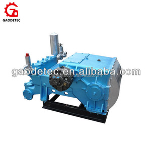 Big flow high pressure mud dredge pump
