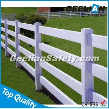 Great Alibaba China Supplier Plastic Security Privacy Fences Pvc Garden Temporary  Fencing Plastic Garden Fencing