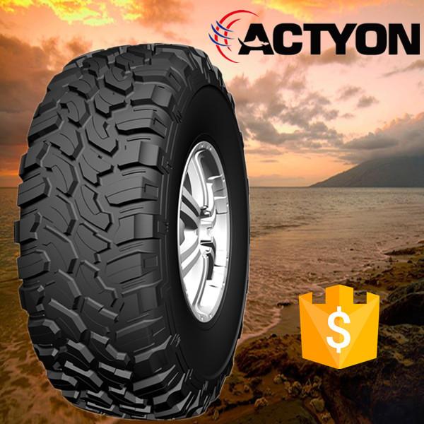mud terrain 28575r16 all terrian car tyres
