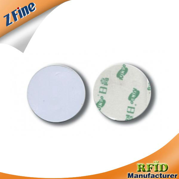 button rfid tag /nft 10m card reader rfid /High quality key tag