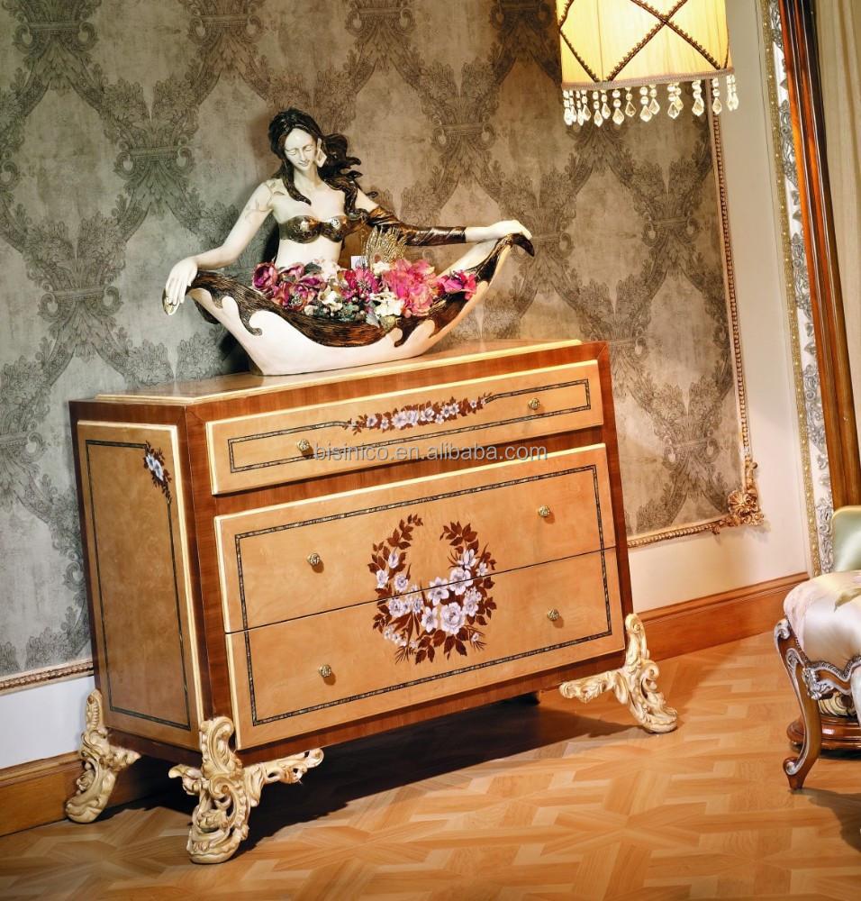 Luxe klassieke franse marqueterie stijl commode/antiek paleis ...