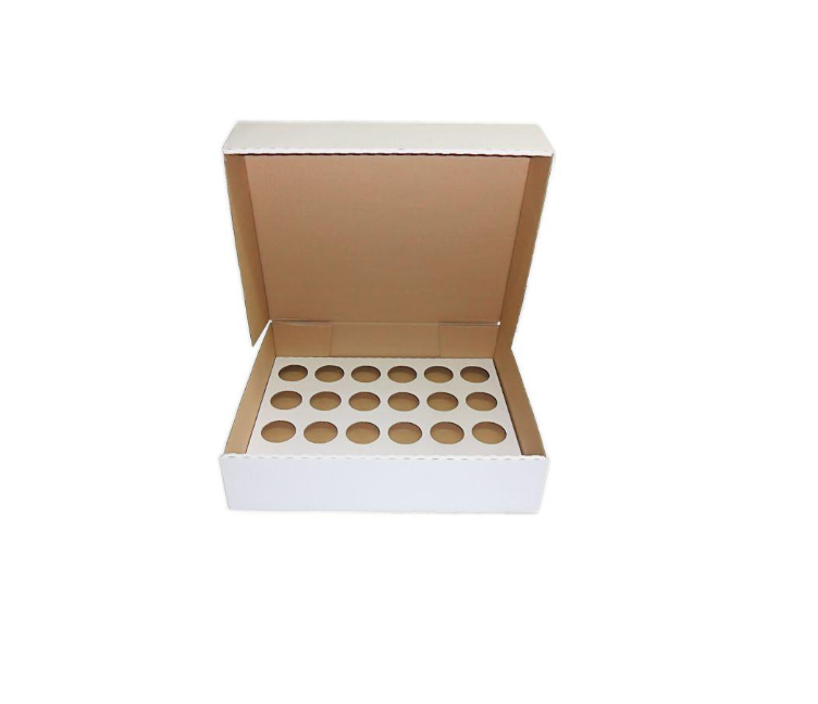 Custom corrugated paper cardboard packaging gift ecommerce mailer box with insert