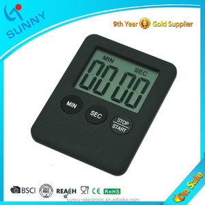 Sunny Fashion Cheap Mini Digital Timer With Magnet